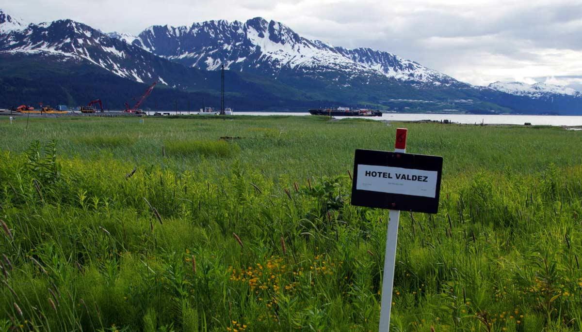 Old Valdez Alaska Townsite Takemytrip Com